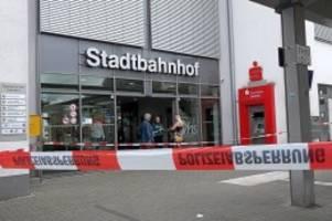 attacke: tote bei messerangriff in iserlohn – baby verliert mutter