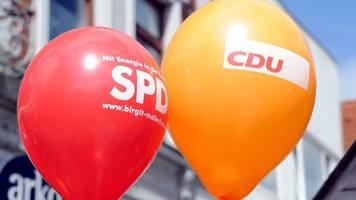 Große Koalition: Koalitionsausschuss tagt erstmals nach der Sommerpause