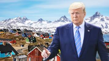 Berater bestätigt US-Interesse an Grönland: Trump kennt sich gut mit Immobilienkäufen aus