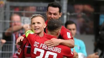 Bundesliga-Auftakt: Freiburg plötzlich im Fußball-Zentrum