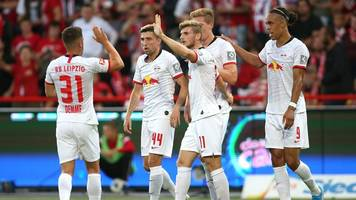 1. Bundesliga-Spieltag - Hart gelandet: RB Leipzig demütigt Union Berlin