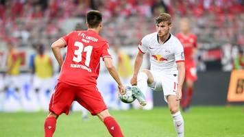 RB-Leipzig-Stürmer - Bild: Werner-Wechsel nach München vorerst vom Tisch