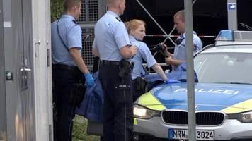 iserlohn: zwei tote bei messerangriff – baby überlebt bluttat am bahnhof
