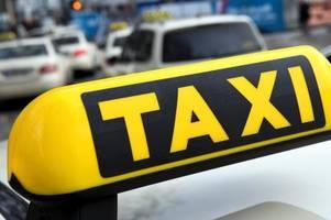 Mann fährt mit Taxi für 750 Euro durch Bayern - und zahlt nicht