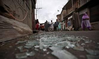 Schwere Gefechte zwischen Soldaten Indiens und Pakistans im Kaschmir