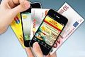 komfort siegt über sicherheitsbedenken - wegen smartphones: plötzlich stirbt die liebe der deutschen zum bargeld