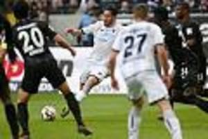Bundesliga im Live-Stream - So sehen Sie Frankfurt gegen Hoffenheim live im Internet