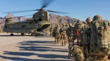 kommentar: afghanistan braucht den westen