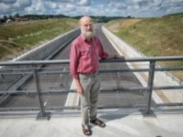 Autobahn 94: Als ich die Brücke zum ersten Mal sah, sind mir die Tränen gekommen