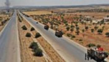 Syrien: Türkei meldet drei Tote nach Luftangriff auf Militärkonvoi