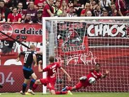 Collinas Erben klären auf: Wie ein Gegentor Leverkusen im Spiel hielt
