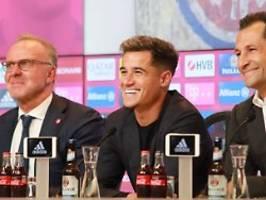 Mit besten Grüßen von Robben: Was will der FC Bayern mit Coutinho?