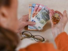 Geldmangel nur ein Grund: Noch mehr Rentner gehen arbeiten