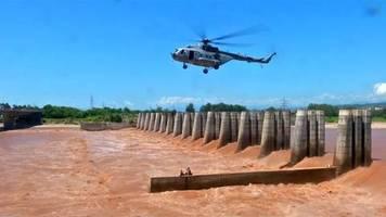 Video: Rettung als Luftnummer: Hilfe per Hubschrauber