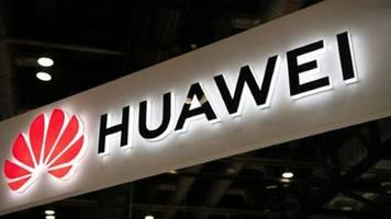 USA verschieben Huawei-Sanktionen um weitere drei Monate