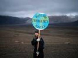"""Gletscher auf Island für """"tot"""" erklärt"""