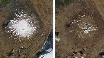 Opfer der Erderwärmung: Island erklärt offiziell ersten Gletscher für «tot»