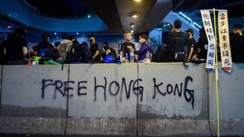 Millionen-Protest gegen Peking: Trump warnt China vor Einsatz von Gewalt in Hongkong