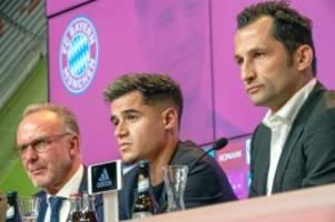 """Fussball: Coutinho: """"Ich will wichtige Trophäen gewinnen"""""""