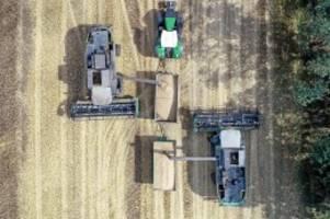 Landwirtschaft: Trotz schlechter Ernte – Bauern wollen auf Hilfe verzichten