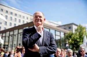 Parteivorsitz: Die Suche nach dem Chef: So will Olaf Scholz die SPD retten