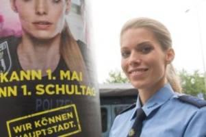 Polizei: Polizei wirbt mit neuer Imagekampagne um Nachwuchs