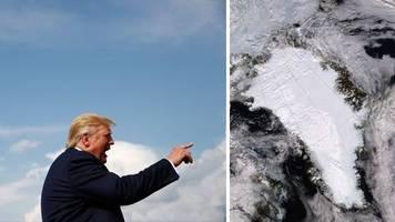 Ein großes Immobiliengeschäft: Trump irritiert Dänemark mit Grönland-Kauf – und sät Zweifel an Staatsbesuch
