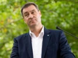 Bundesregierung: Söder: Scholz-Entwurf zum Soliabbau kommt ins Kabinett
