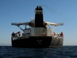 Vormalige Grace 1: Iranischer Tanker verlässt Gibraltar mit unbekanntem Ziel