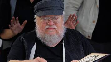 Netflix, Amazon Prime Video und Co.: Game of Thrones: Buch-Autor George R.R. Martin fühlt sich nach Serienende erleichtert