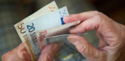 Arbeiten trotz Rente: 450-Euro-Jobber im Ruhestand
