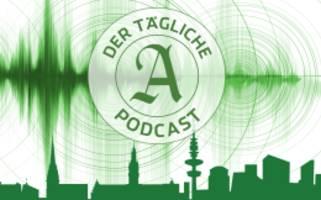 Täglicher Podcast: Die wichtigsten Hamburg-News des Tages zum Hören