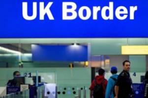 Umsetzung völlig unklar: London: EU-Bürger verlieren bei No-Deal-Brexit Freizügigkeit
