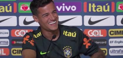 Perfekt! Philippe Coutinho wechselt zum FC Bayern