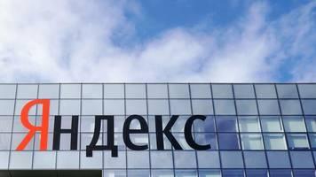 Autonome Fahrzeuge: Google-Pendant Yandex will Flotte selbstfahrender Autos verzehnfachen