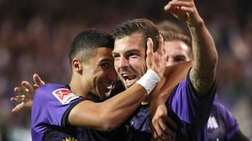 2. Liga - Heimsieg für starken VfL Osnabrück: 4:0 gegen Darmstadt