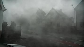 Gewitter und Starkregen: Schwere Unwetter über Deutschland –  Bahnverkehr gestört