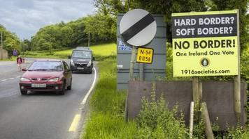 Brexit: Explosion an irischer Grenze – Polizei spricht von Anschlagsversuch