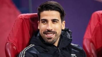 DFB-Team: Khedira hat EM-Teilnahme 2020 noch nicht abgehakt