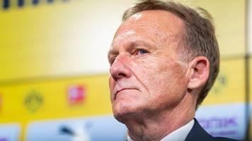 Interview - BVB-Boss Watzke: Keine Angst vor Bayern,  aber Respekt