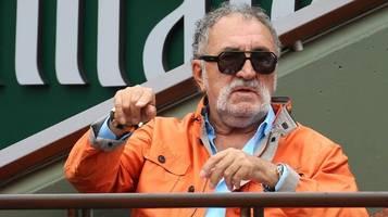 majestätsbeleidigung: ex-becker-manager tiriac kritisiert davis-cup-reform