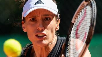 Tennis-Turnier: Auftaktsieg für Petkovic in New York