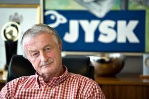 Dänisches Bettenlager: Gründer Lars Larsen ist tot