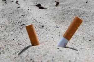 Rauchverbot am Strand: Mallorca sagt Kippen den Kampf an