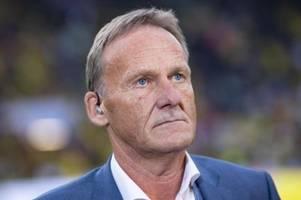 BVB-Boss Watzke: Keine Angst vor Bayern, aber Respekt