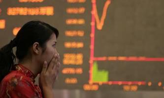 chinas kreditzins-reform beflügelt shanghaier börse