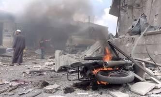 lage in nordsyrien spitzt sich wegen türkischen militärkonvois zu