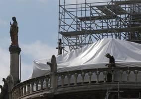 Renovierungsarbeiten an Notre-Dame gehen weiter