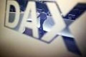 Börse am Abend - Dax steigt auf über 11.700 Punkte - Hoffnung auf Notenbanken