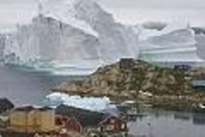 Keine Schnapsidee - Gold, Uran, Öl, Sand: Warum Donald Trump plötzlich Grönland kaufen will